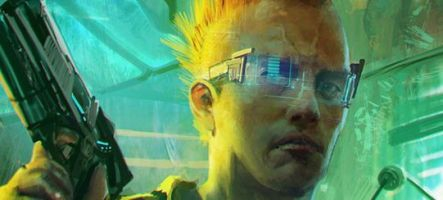 CD Projekt (The Witcher) annonce un jeu basé sur l'univers Cyberpunk
