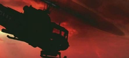 Soirée de lancement de Call of Duty : Black Ops sur les Champs-Elysées le 8 novembre
