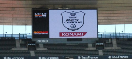 La PES League fait sa finale au Stade de France