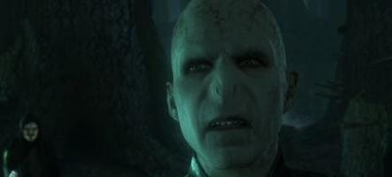 Harry Potter et les Reliques de la Mort, Partie 2 : Les images