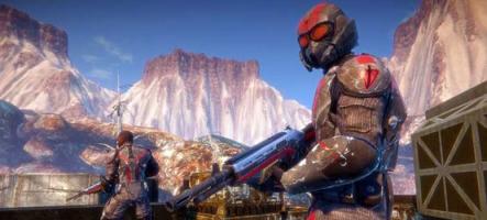 Planetside 2, le nouveau FPS MMO de Sony