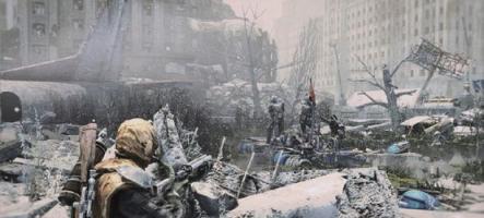Une vidéo de gameplay pour Metro Last Light