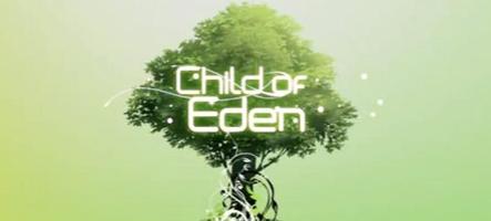 Child of Eden pour septembre sur PS3