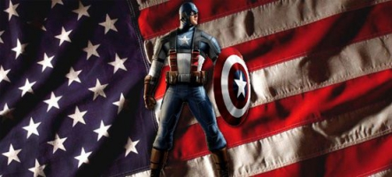 (Test) Captain America Super Soldier (PS3, Xbox 360)