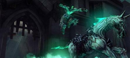 Darksiders II : une vidéo et des images de la Mort qui tue