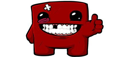 Super Meat Boy : Le piratage, on n'en a rien à branler