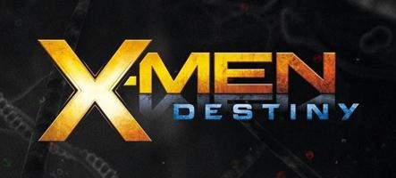 X-Men Destiny s'affiche en trois vidéos