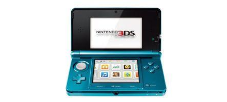 Baisse du prix de la Nintendo 3DS