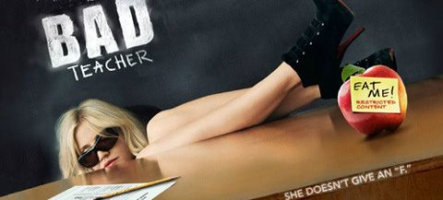 Bad Teacher, la critique du film