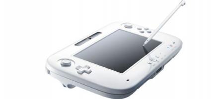 Un prix et une date de sortie pour la Wii U... pas avant 2012