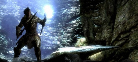 40 minutes de vidéo de The Elder Scrolls V: Skyrim