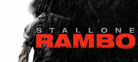 Rambo revient en jeu vidéo