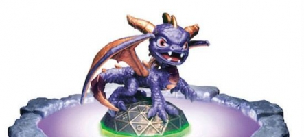(GamesCom) Skylanders : Spyro's Adventure, un jeu unique