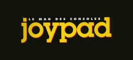 Joypad et PSM3 s'arrêtent