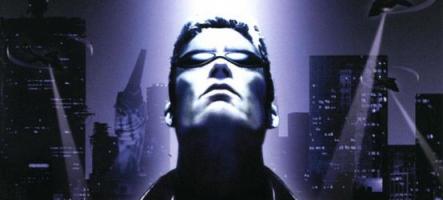 Jouez au premier Deus Ex en HD