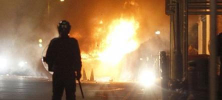 GTA à nouveau mis en cause dans les émeutes en Angleterre