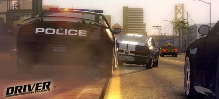 Driver : San Francisco prend un tour de retard sur PC