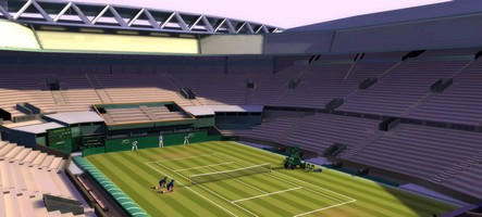 EA annonce Grand Chelem Tennis 2