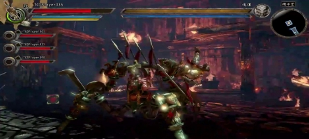 (GamesCom) Gros plan sur Core Blaze, un MMO qui promet
