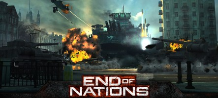 End of Nations adopte le Free-to-Play