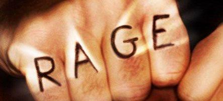 (Livre) David Moody - Rage