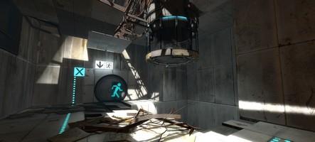 Le DLC gratuit de Portal 2 livré mi-septembre