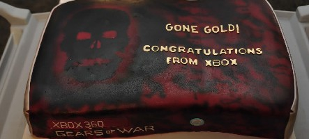 Gears of War 3 est gold