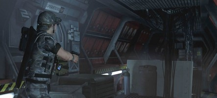 Du gameplay pour Aliens : Colonial Marines