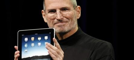 Steve Jobs démissionne de son poste de PDG d'Apple
