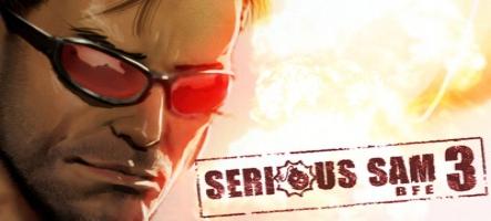 Une date de sortie pour Serious Sam 3