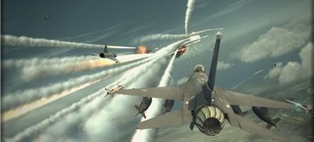 La liste des avions du prochain Ace Combat