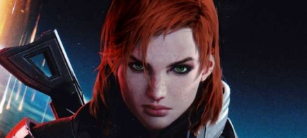 Mass Effect 3 : Shepard féminine sera rousse