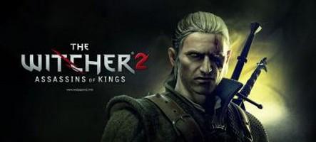 Bientôt un million d'exemplaires vendus pour The Witcher 2