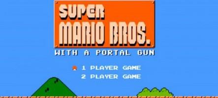 Super Mario Portal est une réalité