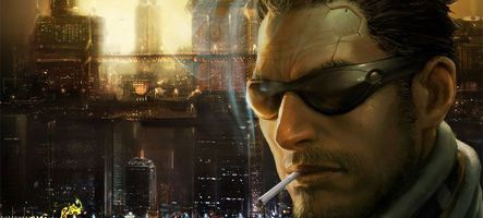 Un DLC pour Deus Ex dès octobre