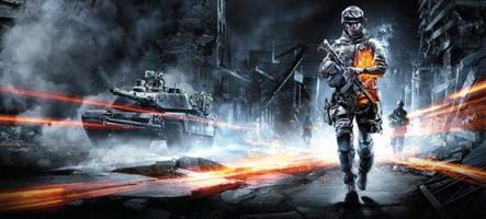 Battlefield 3 sur Xbox 360 tiendra sur 2 DVD