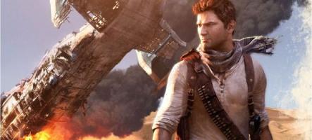Une manette officielle Uncharted 3 pour PS3