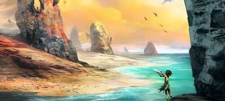 Une date de sortie pour From Dust sur PS3