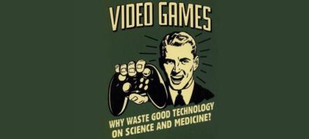 Les jeux vidéo ne rendent pas violents, les joueurs le sont déjà