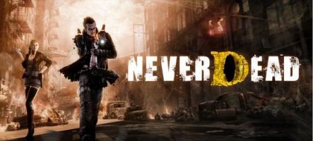 Une nouvelle bande-annonce immortelle pour NeverDead