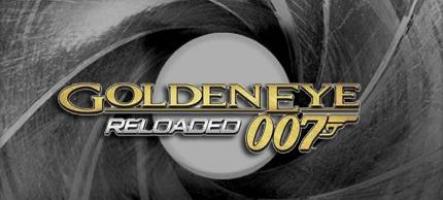 Une longue vidéo de gameplay pour Goldeneye : Reloaded