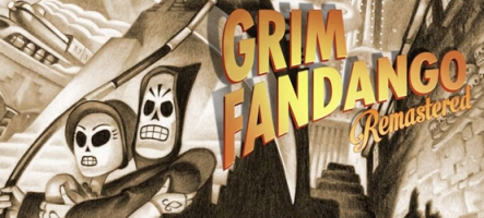 Grim Fandango Remastered (PC, PS4, PS Vita)