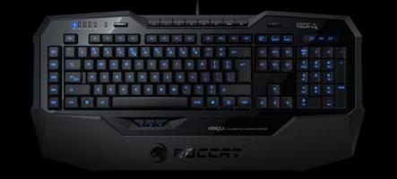 (Test) Roccat ISKU, un clavier pour gamers