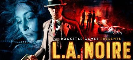 LA Noire sur PC : une flopée d'images tirées du jeu