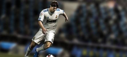 Déjà plus de 3 millions d'exemplaires de FIFA 12 vendus