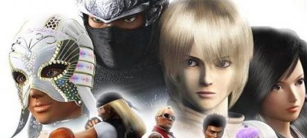 Dead or Alive 5, la première vidéo de gameplay