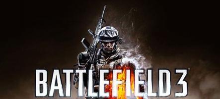 Une nouvelle carte pour la beta de Battlefield 3