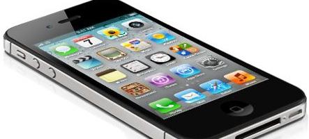Plus d'un milliion d'iPhone 4S précommandés en 24h