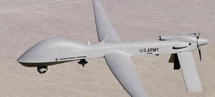 Des drones de l'armée US infectés par un jeu vidéo