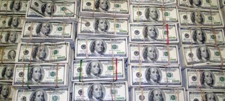 Le jeu vidéo aurait généré 60 milliards de dollars en 2011
